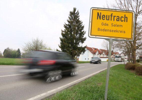 Verkehr Neufrach