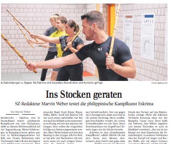 Ins Stocken geraten  Schwäbische Zeitung Lokales