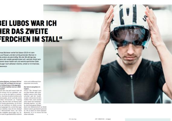 Andreas Böcherer im Interview   triathlon 177