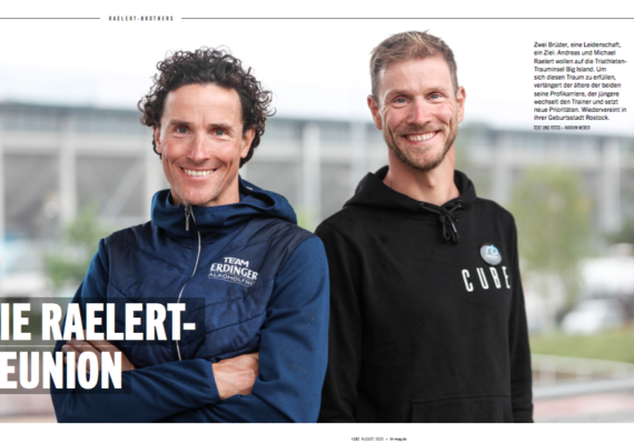 Die Raelert-Reunion | triathlon 182