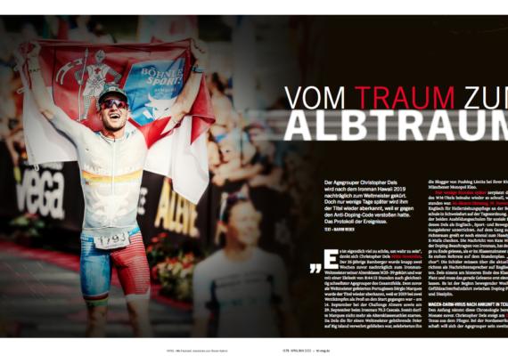 Vom Traum zum Albtraum |triathlon 179