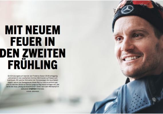 Jan Frodeno Interview | triathlon 170