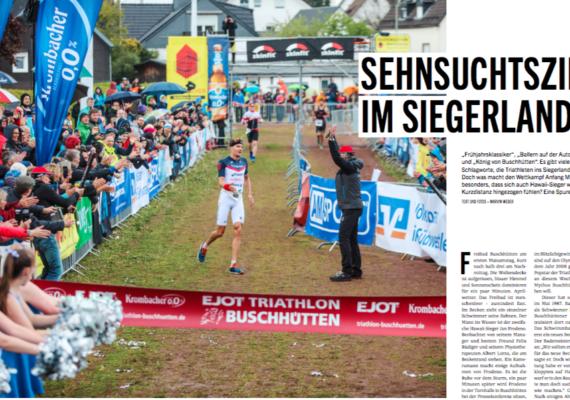 Reportage Triathlon Buschhütten | triathlon 170