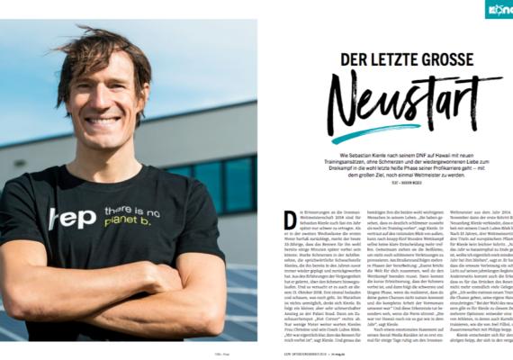 Sebastian Kienles letztes großer Neustart |triathlon 174