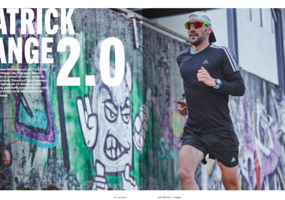 Patrick Lange 2.0 | triathlon 178