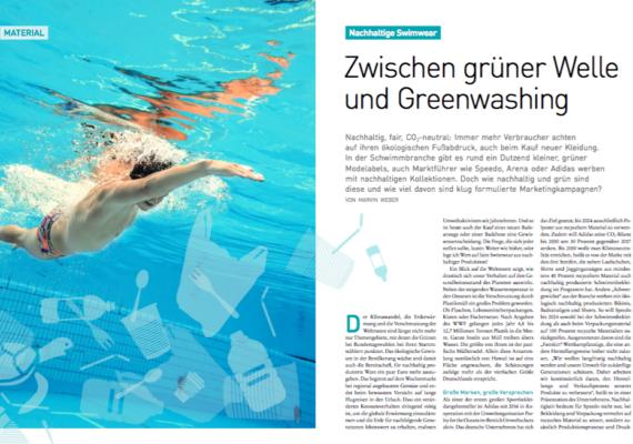 Nachhaltige Swimwear: Zwischen grüner Welle und Greenwashing  | swim 44